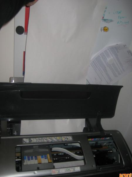 printing with the R1800